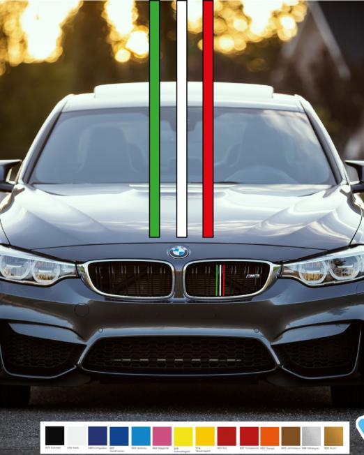 Nierenaufkleber-italien